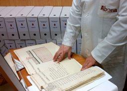 Servicios Abana: Tratamiento Archivístico de Fondo Histórico
