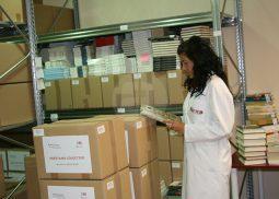 Servicios Abana: Elaboración de Censos de Archivos y Fondos