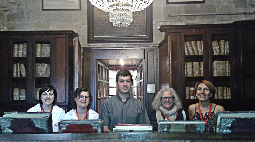 Experiencia en Santiago de Compostela. Catálogos Colectivos de la Red de Bibliotecas de Galicia y del Patrimonio Bibliográfico