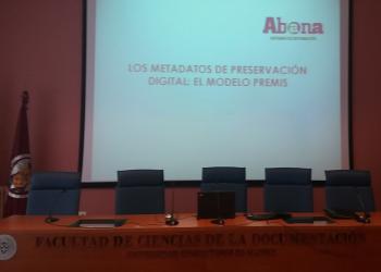 Los metadatos de preservación digital: el modelo PREMIS