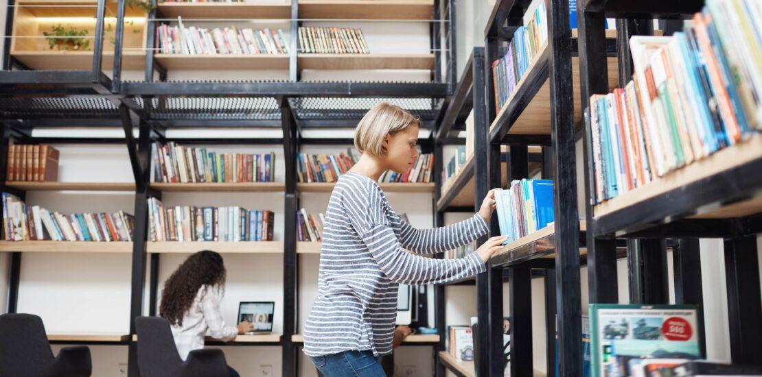 Biblioteca Pozuelo de Alarcon